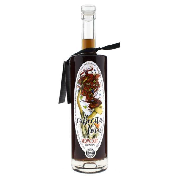 Vermouth rojo Cabecita Loca